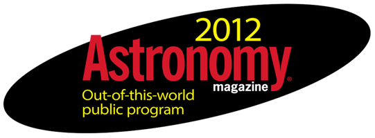 Astronomy Magazine Award for Outstanding Public Programs
